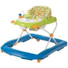 Activity Walker, Surfin Safari Baby Adjustable Height Compact Fold Toys Lights