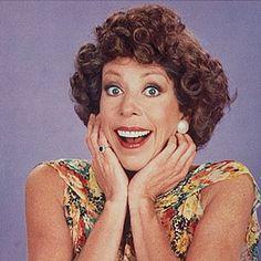 Carol Burnett!!!!