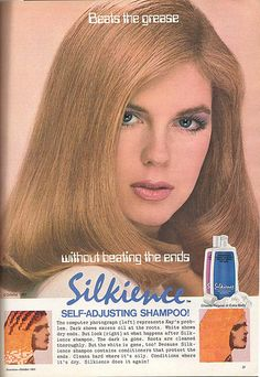 1980's Silkience Shampoo by twitchery, via Flickr