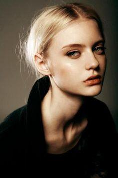 Nastya Kusakina #fashion #models #portrait