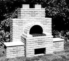 Fire pit ideas on Pinterest   Brick Ovens, Pizza Ovens and Fire Pits
