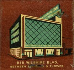 mid-century store fronts.