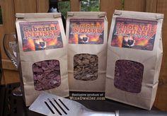 Wine Infused Oak Barrel BBQ Chips