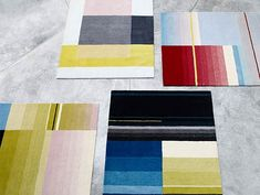 Colour Carpet by Scholten Baijings for Hay  170 x 240 € 859 (2012)