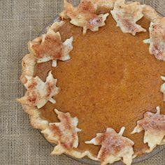 Classic Pumpkin Pie from Scratch   Spoonful