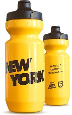 5th Floor New York Park Warrior // P: #Cycleboredom // Meta: #bidon #5thFloor