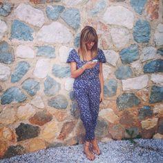 """Panama""jumpsuit by Karavan, clothing for the wanderers"