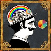Color Vacuum - Steampunk styled iphone / ipad app to explore colors