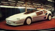 1985 Sbarro Challenge Concept