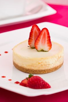 Creamy Low-Fat #Passover #Cheesecake with A Chocolate or Coconut Macaroon Crust