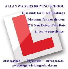 Helpful and sometimes humorous videos and tips for those who want to learn to drive a car and for those who want to return to driving. Allan Wager of Wagers Driving School, Plymouth, Devon, UK can be contacted through his website at http://www.wagersdrivingschool.com You can find him on Facebook too at https://www.facebook.com/groups/54078571267/