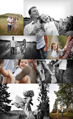 I just love the movement of these family photographs, I like real emotions, I think it's the difference between a good picture and a great one. edmonton family photographer by andrea.hanki, via Flickr
