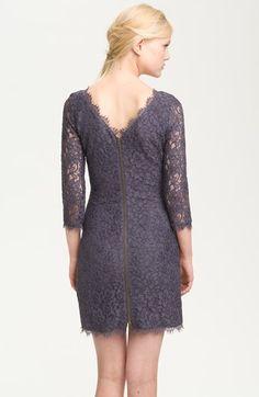 Diane von Furstenberg 'Zarita' Lace Sheath Dress | Nordstrom