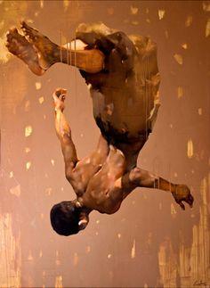 'Canyon Dive' by Costa Dvorezky