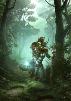 Archer Druid