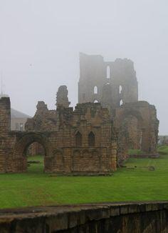 The Priory, Tynemouth, England.