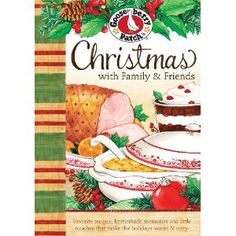 Christmas with Family & Friends Cookbook: Favorite recipes, homemade memories and little touches that make the holidays warm & cozy. (Seasonal Cookbook Collection) (Kindle Edition) http://www.amazon.com/dp/B004FGMQR0/?tag=wwwmoynulinfo-20 B004FGMQR0