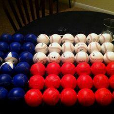 basebal flag, fav craft, balls, flags, baseball boys