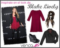 Os traemos un espectacular look de entretiempo inspirado en @Blakelively ¿Qué os parece? #moda #venca