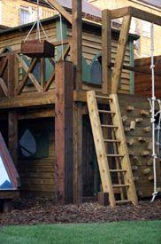 Adventure Playground Construction