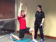 3-D Hip Mobility Stretch: Suffer from lower back pain? The fact is that many of us do, especially if you are sitting for the majority of your day. If that's the case, then you need this stretch!