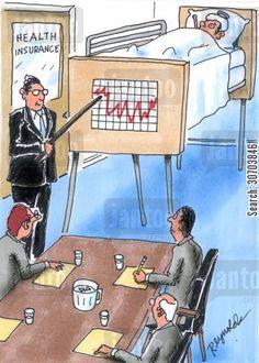Health insurance - medical chart. Dan Reynolds.