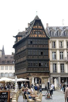 Strasbourg, France.    I will come visit you one day!!!