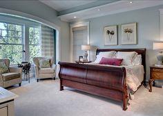 Master Bedroom Design Ideas. #Bedroom Beautiful Master Bedroom Design! love this window