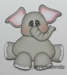 Tiny Treasure Elephant