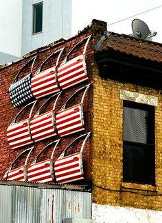 Americana, Williamsburg, Brooklyn
