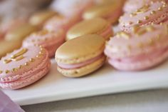 Bubble and Sweet: Macaroons