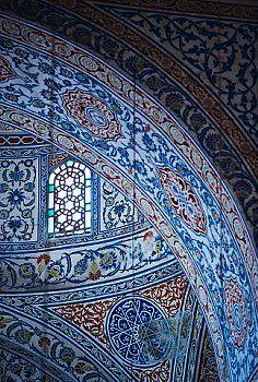 Blue Mosque ,Turkey.