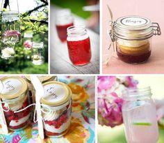 Things in every jar!!