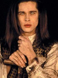 Louis de Pointe du Lac (Interview with a Vampire by Anne Rice) Point, Movie'S Tv Stuff, ᎧŊƈҽ ŲƥᎧŊ, Sexiest Vampires, Book, Tom Cruise, Brad Pitt, Anne Rice, Vampires Movie