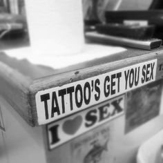 Tattoos get u sex