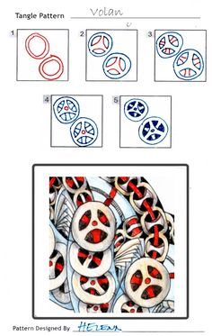 Patterns 2012 | Zapletkano by Helena