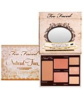 Too Faced Natural Radiance Face Palette $39 macys