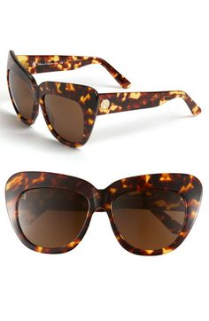 House of Harlow Sunglasses (Nicole Richie's line). These are pretty cool.