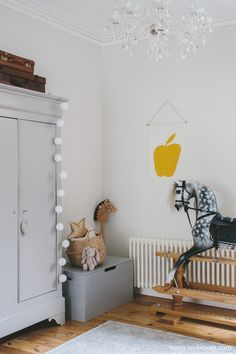 Childrens room inter