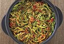 Love your DCB?!  Try the PC RockCrok!  Easy Zucchini Linguine - The Pampered Chef® www.pamperedchef.biz/cookingwithcora
