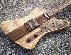 ***For sale $499 shipped*** Woodshed DLx T-Bird #roadhouseguitarworks #roadhouserocks #t-bird #tbird #tele #telecaster #teletuesday #barnwood #barncaster