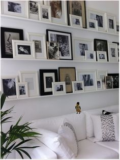 living rooms, photo walls, gallery walls, galleri wall, picture walls