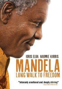 Mandela: Long Walk to Freedom: Idris Elba, Naomie Harris, Justin Chadwick, William Nicholson walks, mandela, releas 31814, dvd releas, freedom dvd, movi, long walk