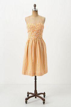 Antumbra Dress #anthropologie