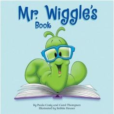 Mr. Wiggle's Book - Mr. Wiggle describes the ways careless readers hurt their books.