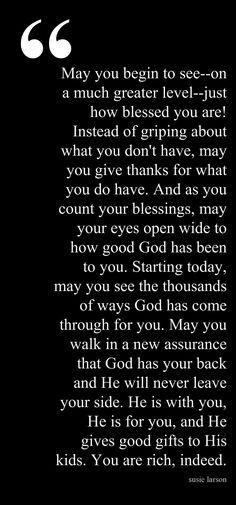 Start a Day Blessing thank god, prayer of thanks, start of day blessing