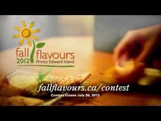 Come join us for the #PEI Fall #Flavours #Festival, a world class #island #culinary #festival celebrating the #flavours of the north #Atlantic! Visit www.fallflavours.ca for tickets today!