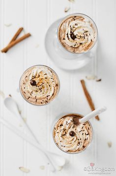 cinnamon almond hot chocOlate