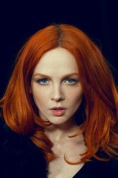 Inspiración belleza: color cobre