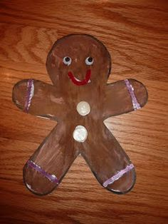 scented gingerbread man